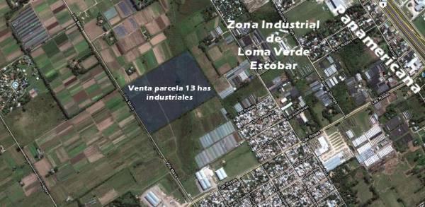 Terrenos Industriales en Escobar