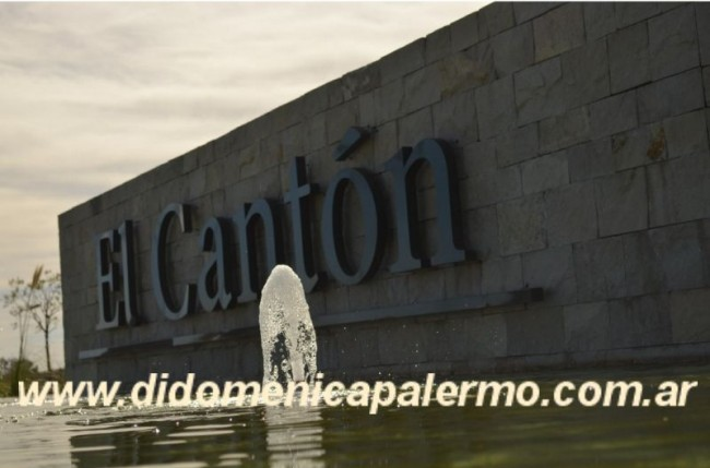 El Canton barrios cerrados zona norte escobar venta terrenos