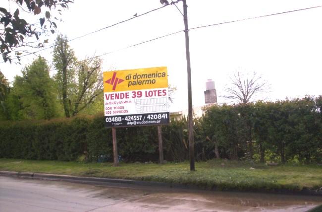 venta terrenos en pesos Escobar