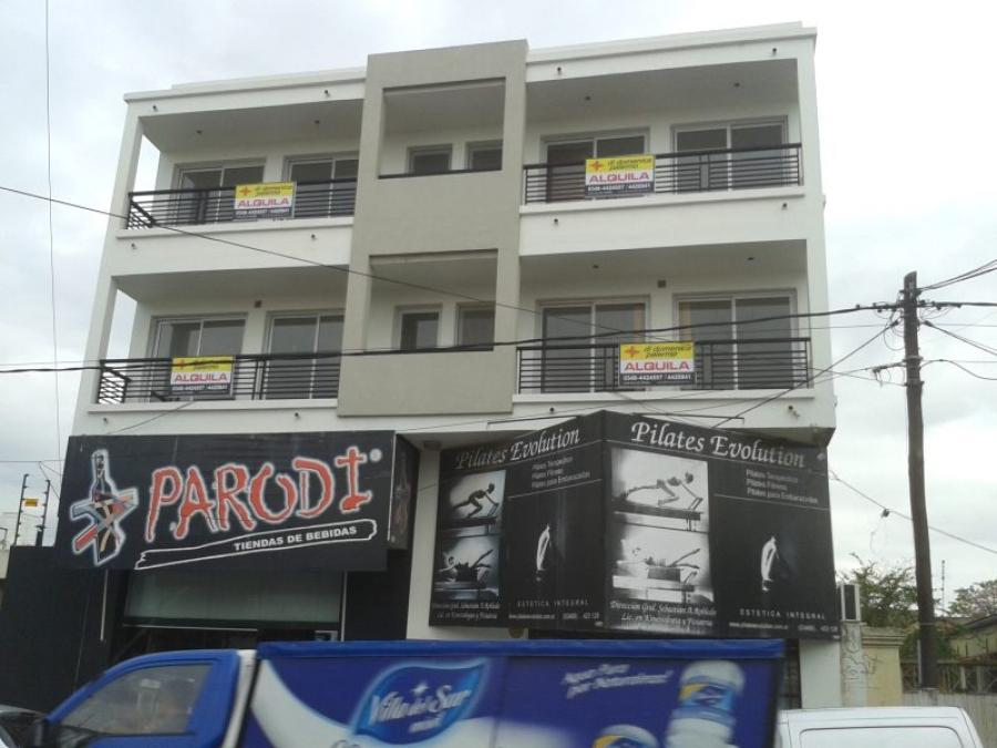departamentos en alquiler en Escobar centro