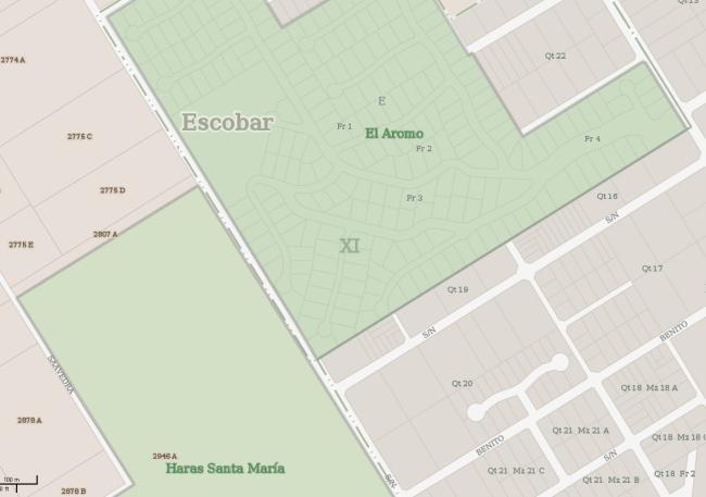 Tasacion de propiedades en barrios cerrados y countries de zona norte Escobar