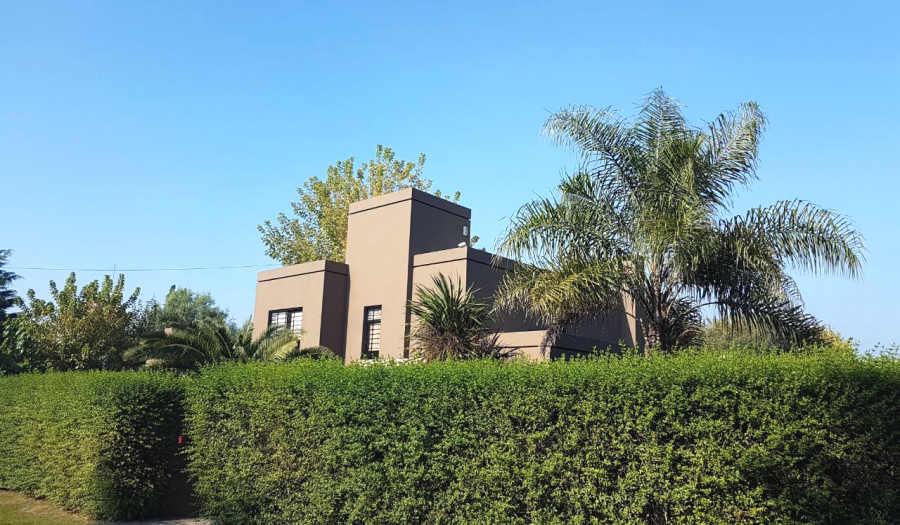 Casas for Casa moderna jardin d el menzah